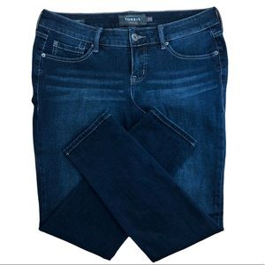 TORRID premium skinny jean WOMENS size 12